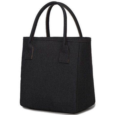 Lunch Bag Tote, Unisex Reusable Thermal Foldable Lunch Bag Cooler Bag  Insulated Lunch Box Picnic Bag School Cooler Bag for Men Women Ladies Girls