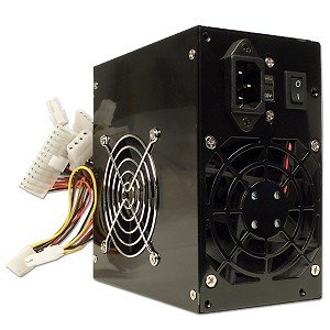 Logisys PS550A_BK - Power supply - AC 115/230 V