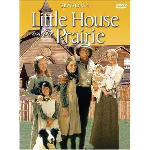 Little House on the Prairie - Season 4 dvd 2004, 6-Disc Set, Special 30th...