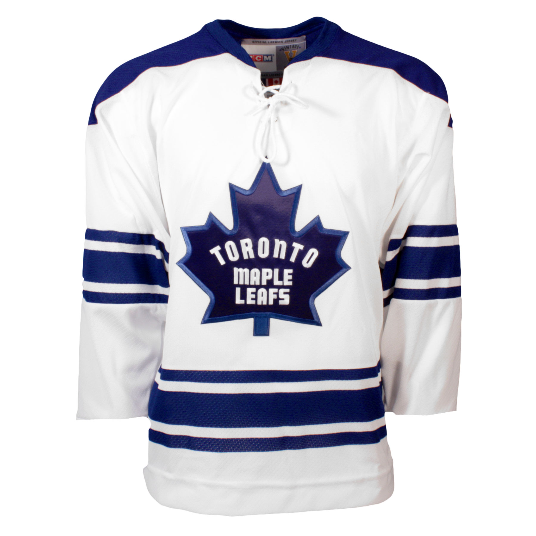 sports shoes f46ea a915b Toronto Maple Leafs Vintage Replica Jersey 1967 (Home ...
