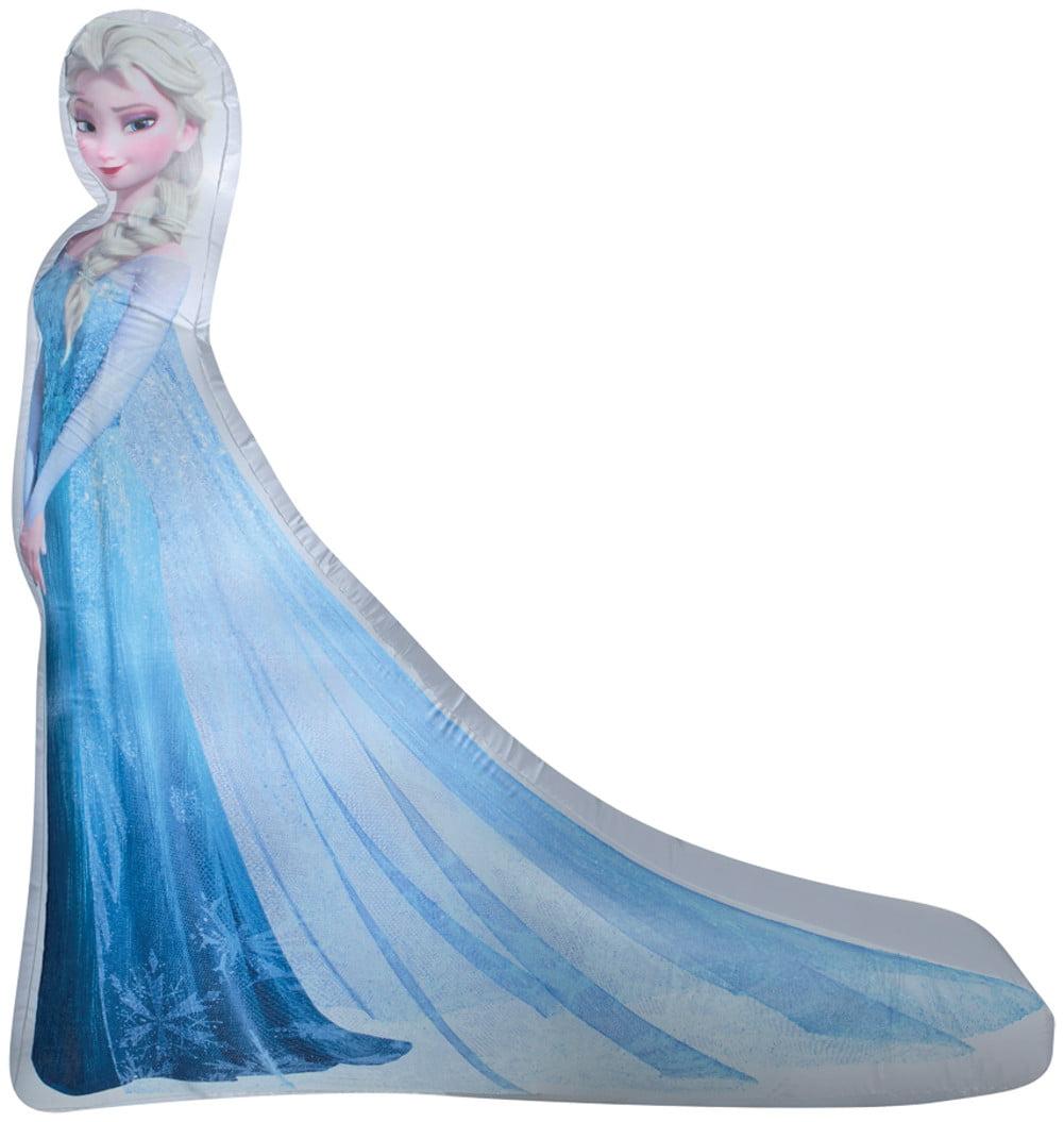 Frozen Elsa Airblown Halloween Inflatable