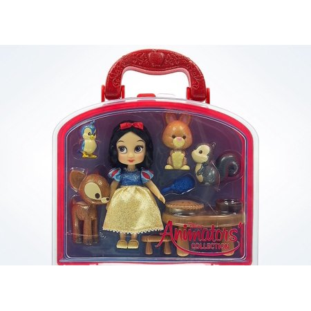 Disney Princess Snow White Animator Mini Doll Set 5
