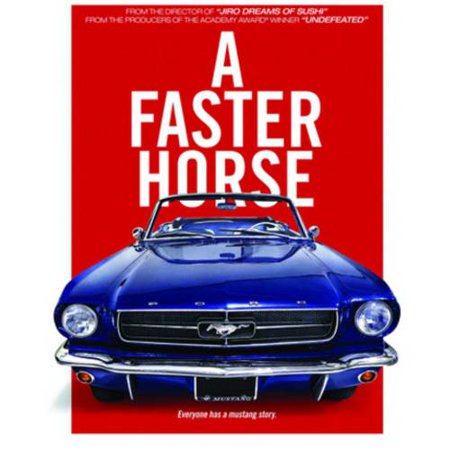 A Faster Horse  Blu Ray