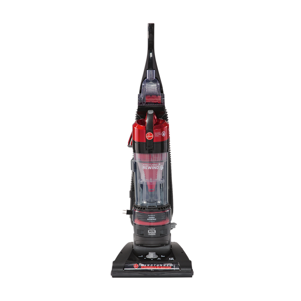 Hoover WindTunnel 2 Rewind Pet Bagless Upright