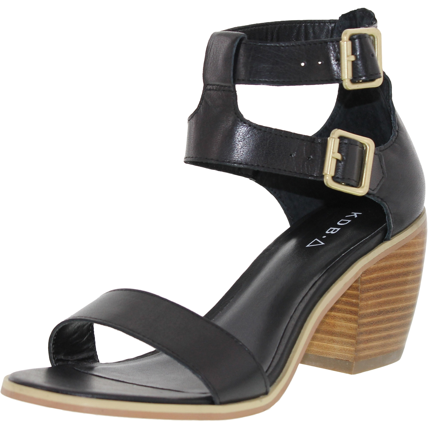Kelsi Dagger Women's Katamandu Ankle-High Leather Sandal
