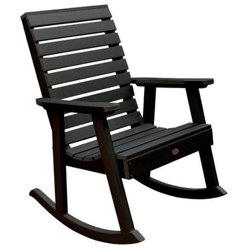 Highwood USA Weatherly Rocking Chair