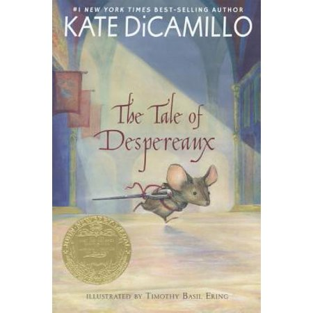 The Tale of Despereaux : Being the Story of a Mouse, a Princess, Some Soup, and a Spool of Thread](Princess Story Book Online)