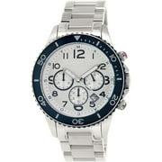 Marc Jacobs Women's Rock MBM5028 Silver Stainless-Steel Quartz Watch
