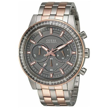 W0801G2,Men's Chronograph,Grey Dial,Stainless Steel Case & Bracelet,100m WR