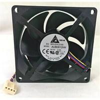 Delta 23-8025-03 80 x 80 x 25 mm. Ball Bearing Cooling Fan