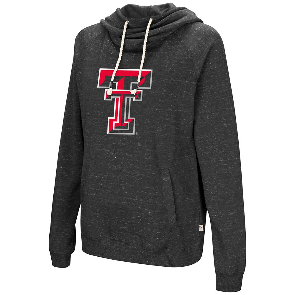 Womens Texas Tech Red Raiders Pull-over Hoodie - S
