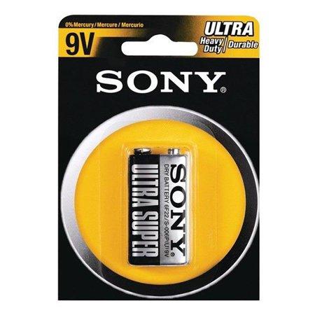 Sony Heavy Duty Batteries  1 Pack - image 1 de 1