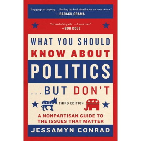 What You Should Know About Politics . . . But Don't : A Nonpartisan Guide to the Issues That (One Direction Don T Know About Us)