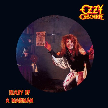 Diary Of A Madman [Picture Disc] [Remastered] (Vinyl) (Remaster)