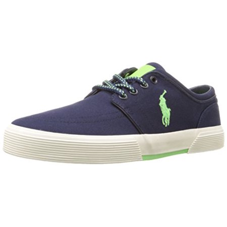 Lauren 5 mUs Low Ralph Sneakerblack7 D Polo Men's Faxon 5jL4AR