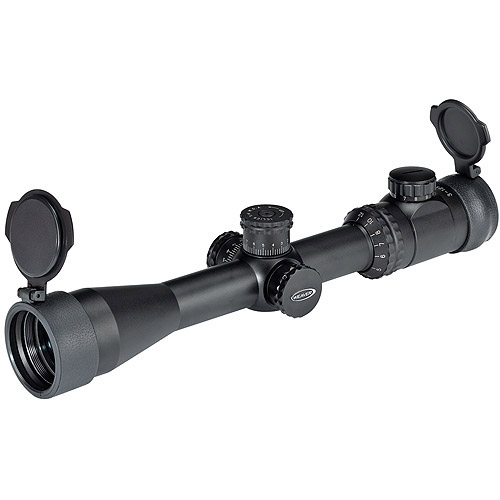Weaver 849820 3-12 x 44SF Illuminated Scope