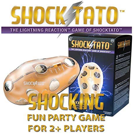Shocktato Party Game   The Hilariously Funny Game Of Shocking Potato