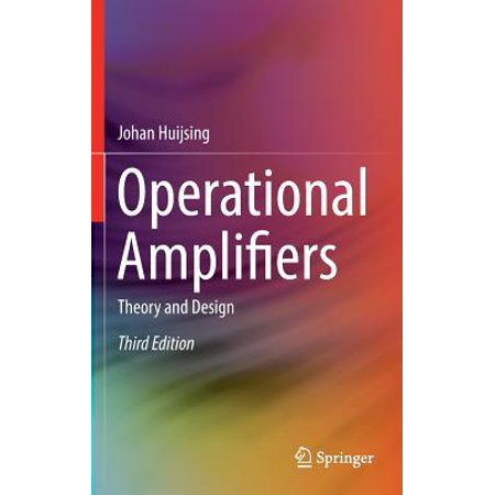 Operational Amplifiers : Theory and Design](operational amplifiers theory and design)