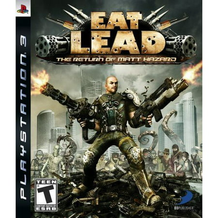 Eat Lead: The Return of Matt Hazard (PS3) (Eat Lead The Return Of Matt Hazard)