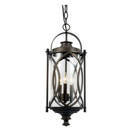 Trans Globe Lighting Fiesta 40414 ROB Outdoor Hanging Lantern