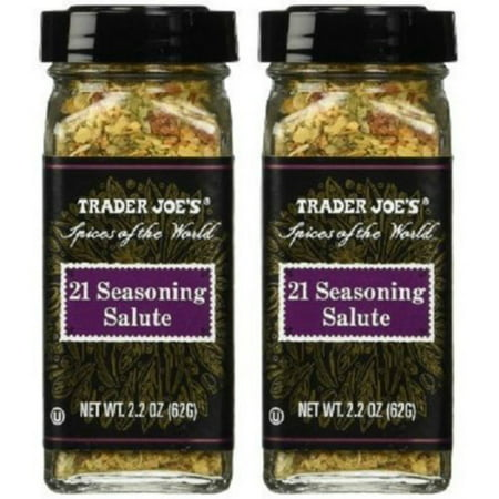Trader Joe's 21 Seasoning Salute (Pack of 2) (Trader Jobs)