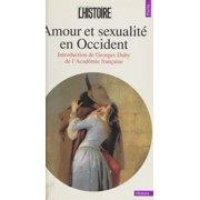 Amour et sexualit en Occident - eBook