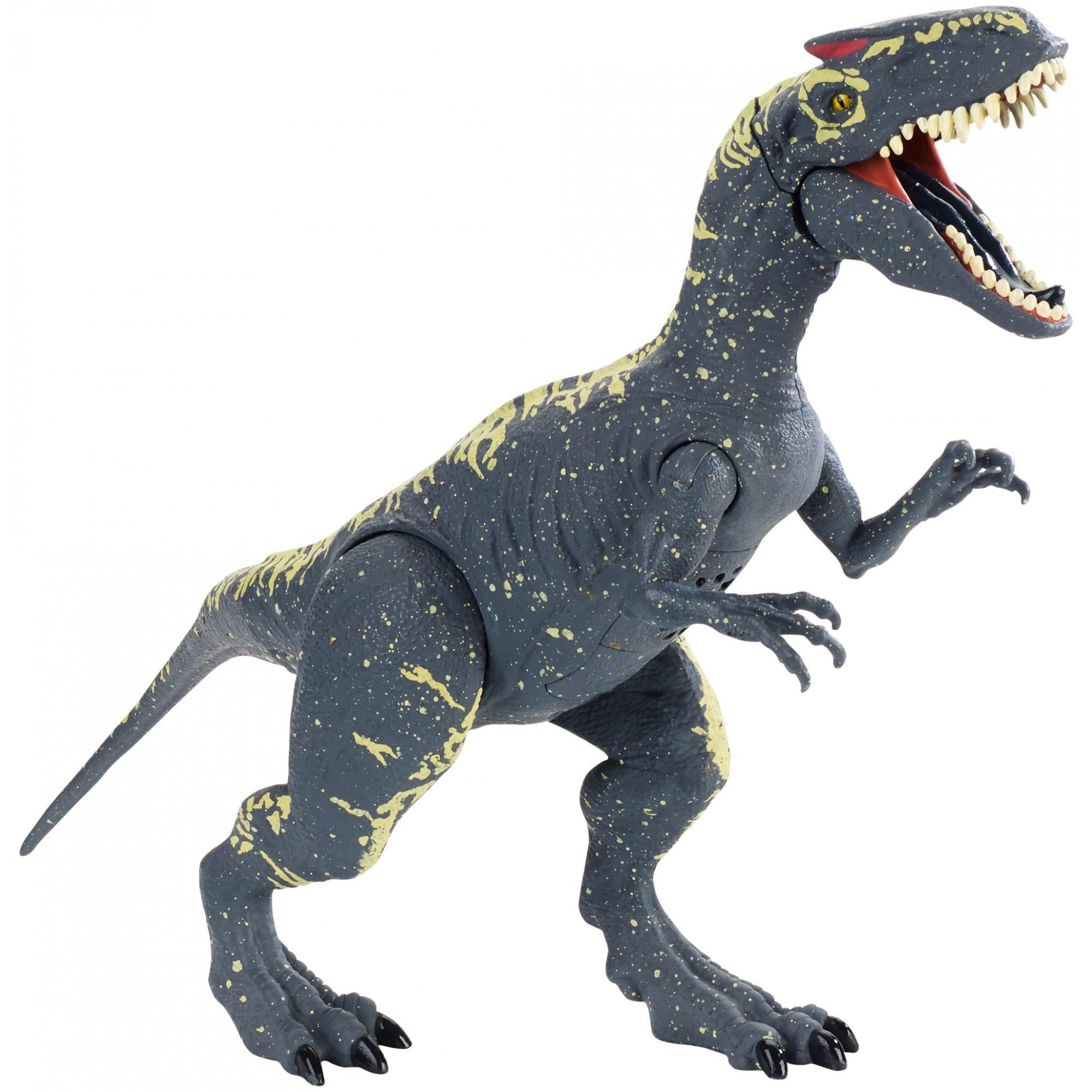 Jurassic World Roarivores Allosaurus Dinosaur Action Figure