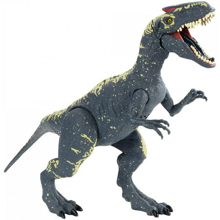 Jurassic World Roarivores Allosaurus Dinosaur Action Figure