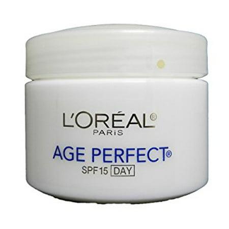 (L'Oreal Paris Age Perfect Facial Day Cream SPF 15)