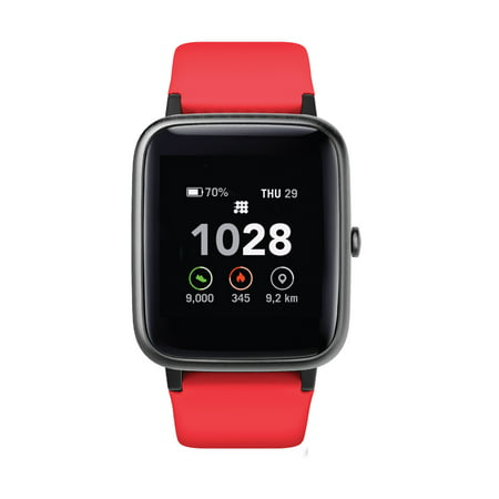 Cubitt Smart Watch CT2S Waterproof Fitness Tracker, Heart Rate Monitor, Pedometer, Calorie Counting, With Bluetooth and Full Touch Display