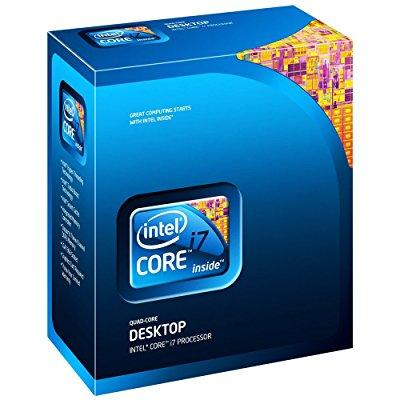 Intel i7-950 lga1366 3.06g 8mb 4.8 gt/sec intel processor
