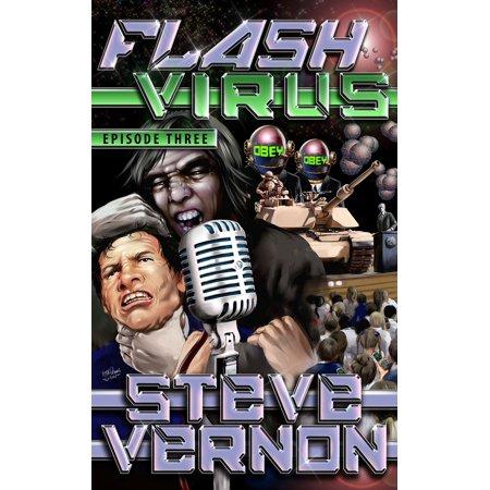 Flash Virus: Episode Three - eBook