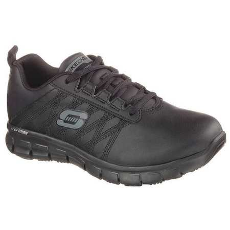 Skechers 76576W -BLK 7 Athletic Shoes,7,EE,Black,Plain,PR G5484151 by Skechers