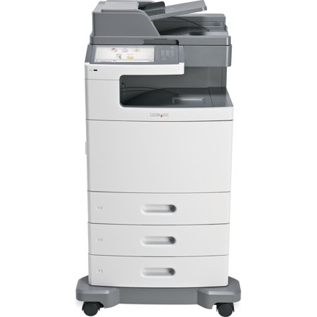 Lexmark X792DTE Laser Multifunction Printer