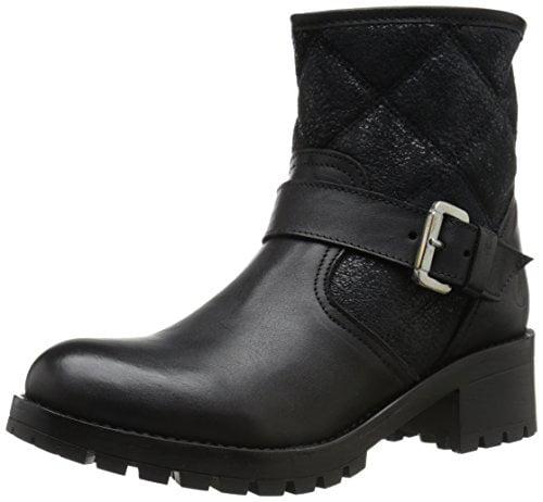 Bronx Women's FLOR ENE Snow Boot,Black,41 EU 11 M US by Bronx