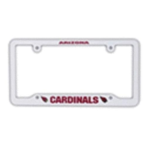 TEAM BOOSTER NHL® Detroit Red Wings Durable Plastic License Plate