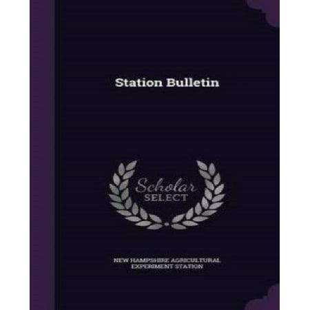 Station Bulletin - image 1 de 1