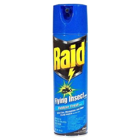 Raid Home Insect Killer Review