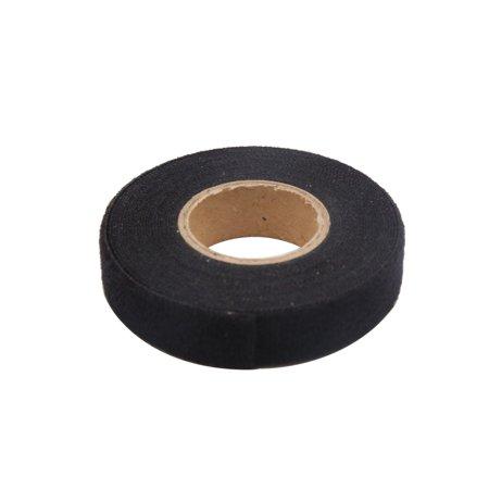 Velvet Cloth Self Adhesive Tape Roll Black for Car Door Rear