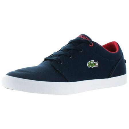 b67943d11fcb Lacoste - Lacoste Bayliss Vulc Prm Low Top Men s Court Sneakers Shoes -  Walmart.com