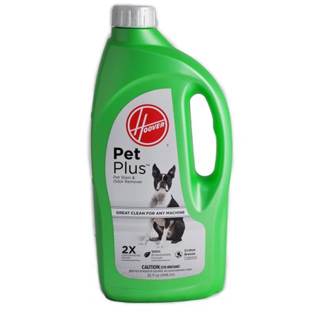 Hoover Pet Plus 2X Pet Stain & Oder Remover 32 fl oz (946ml) SC-43-0165-00 - image 1 of 1