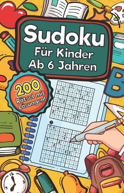 sudoku für kinder ab 6 jahren  sudoku für kinder ab 6