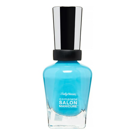 - Sally Hansen Complete Salon Manicure Nail Polish, Water Color
