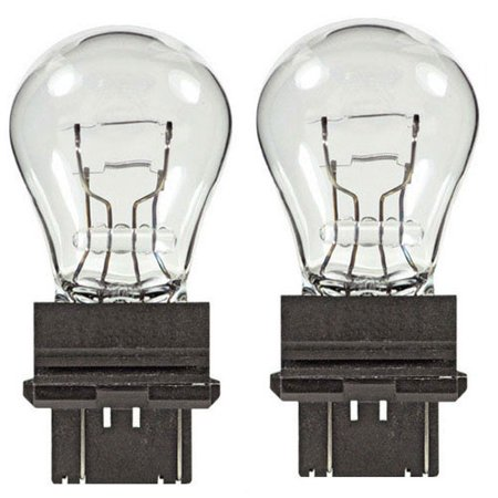 Philips 3057 Ll Long Life Halogen Miniature Aautomotive Lamp 2 Bulbs
