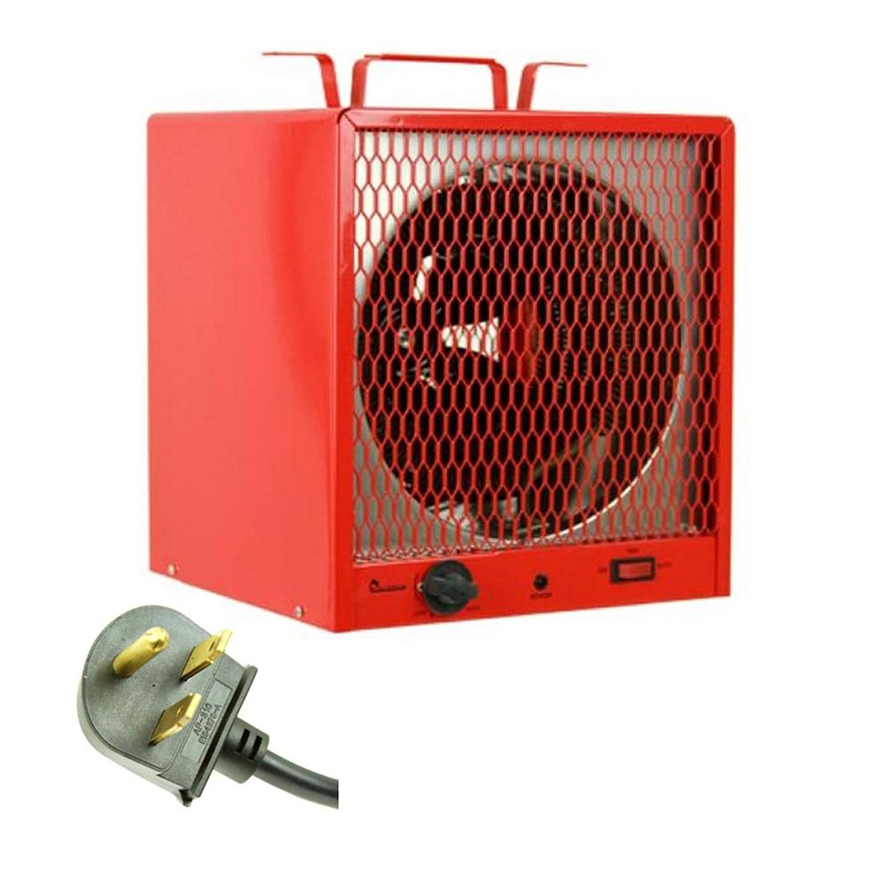 Dr Infrared Heater 240 Volt 5600 Watt Garage Work Portable E