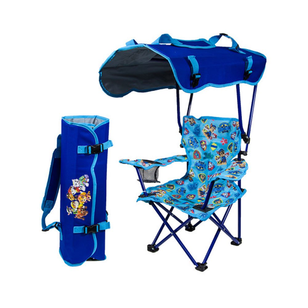 Superbe Kelsyus Kids Paw Patrol Portable Folding Backpack Kidu0027s Canopy Lounge Chair