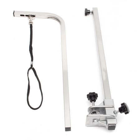 Foldable Portable Adjustable Arm Support For Pet Dog Grooming Bath Table Desk - image 4 of 8