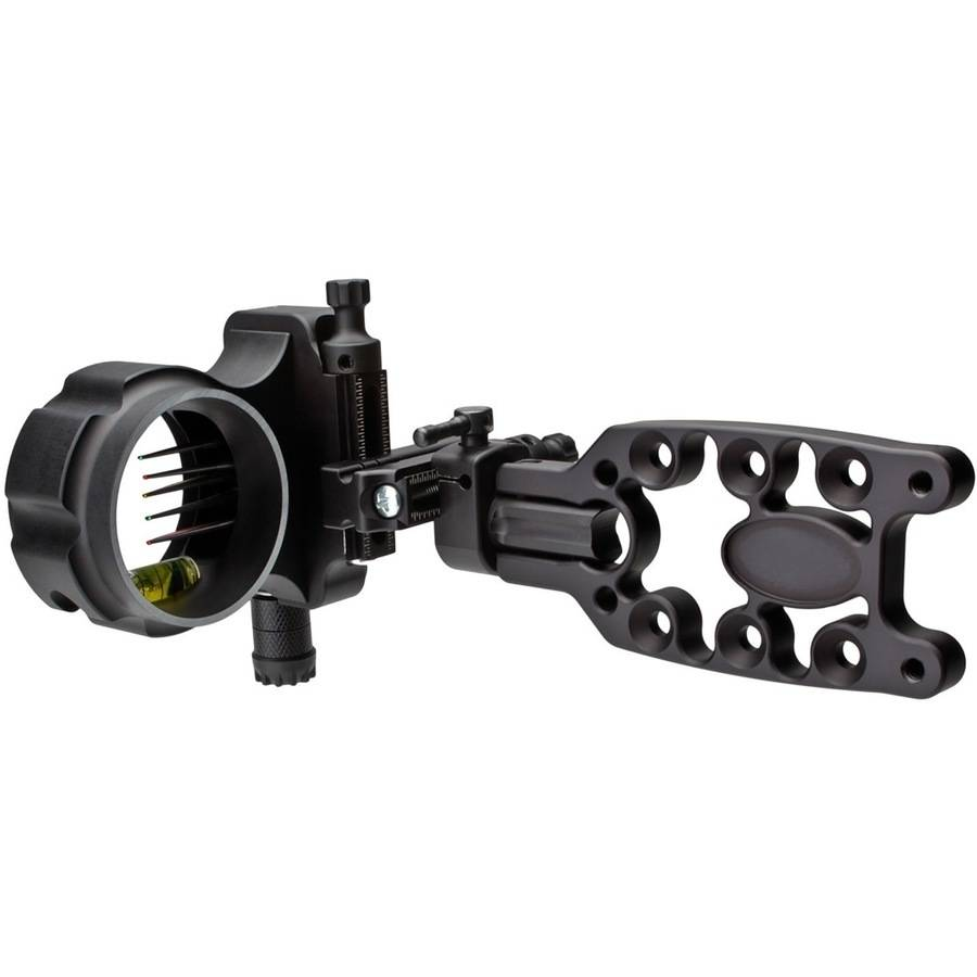 Sword Maximus Sight 5 Pin, .019, RH, Black