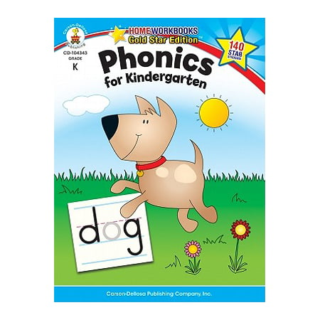 Phonics for Kindergarten - Halloween Word Cards For Kindergarten