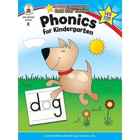 Phonics for Kindergarten